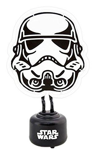 Star Wars- Lampara neón Mini Stormtrooper