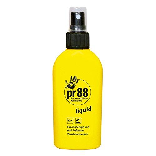 rath's pr88 liquid - Hautschutzfluid - erleichtert die Hautreinigung bei öligen, fettigen und stark haftenden Verschmutzungen