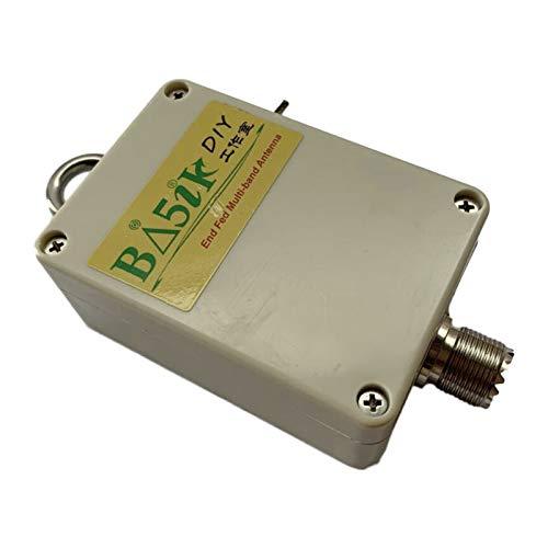 Milageto 1:49 Balun 100 W Kurzwelle Balun HAM HF Antenne 5 35 MHz Endgespeiste Halbwellenantenne Amateurfunk 100 W PEP