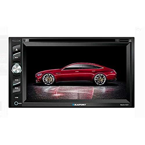 BLAUPUNKT Berlin 622 6.2' Touch Screen Receiver DVD Player AM/FM Tuner Bluetooth with MirrorLink Function