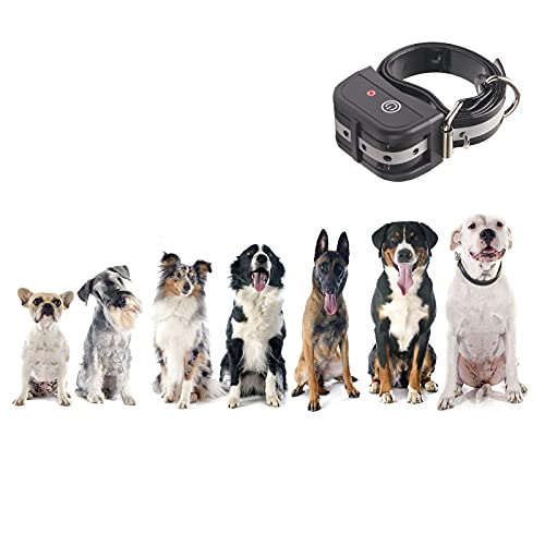Vibrate/Electric Shock/Beep Wireless Fence Dog...