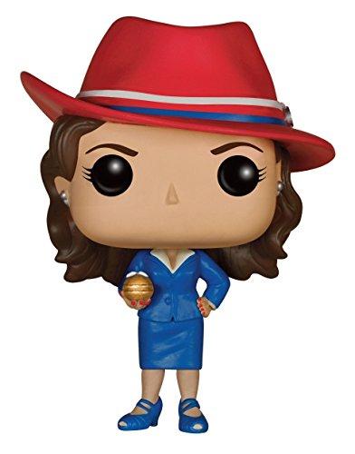 Funko Pop!- Bobble: Marvel: Agent Carter (5920)