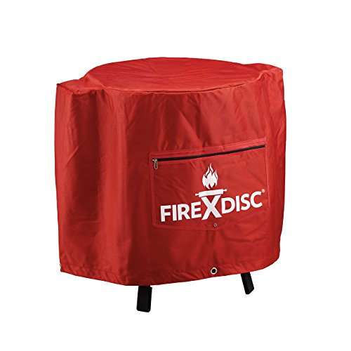FIREDISC Universal Cover Jacket Sheath for Portable Plow Disc Cooker | Portable Propane Outdoor Camping Grill