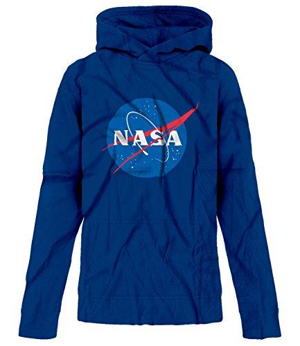 BSW Youth Parody Boys NASA Space Astronomy Hoodie SM Royal Blue