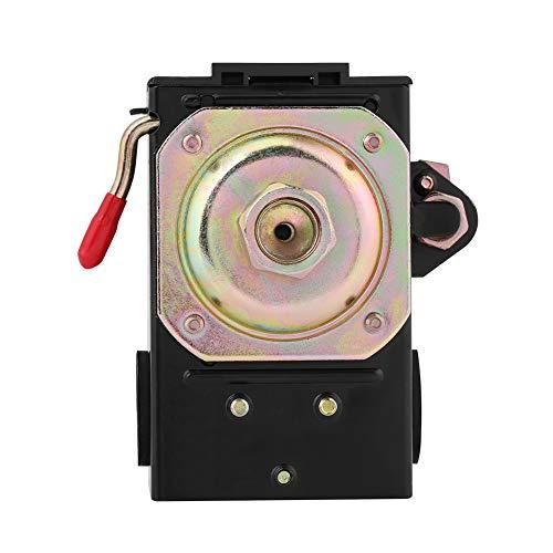 Air Pressure Switch, 240V Pressure Switch, 135-175 Psi 26A Durable and Stable Air Compressor Pressure Switch, Use for Air Compressor