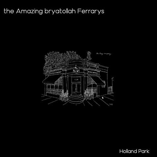 the Amazing bryatollah Ferrarys