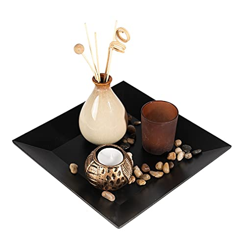 lachineuse Decoration Zen - Plateau RECTANGULAIRE