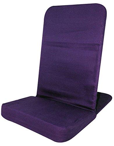 BackJack Floor Chair, Extra Large, Purple