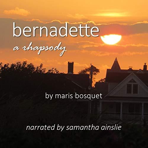 Bernadette audiobook cover art