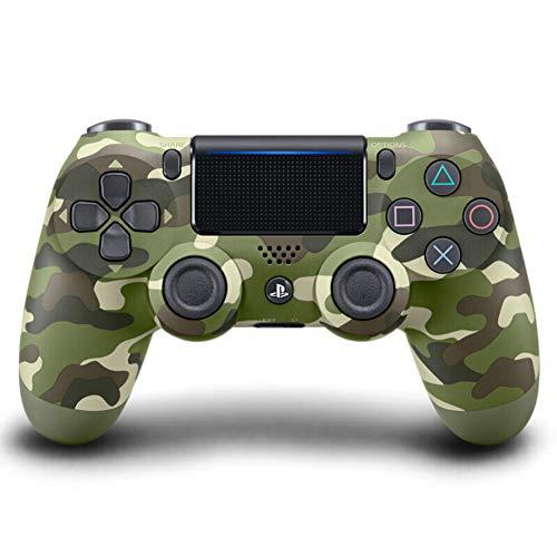 SDSAD Drahtloser Controller Für Playstation 4,Camouflage Green