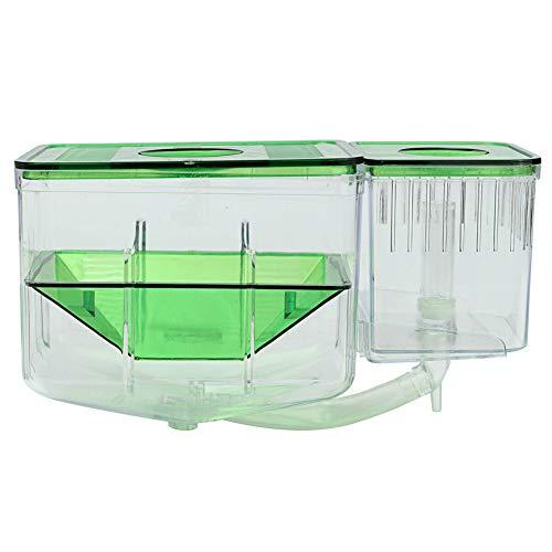 ORETG45 Aquarium-Brutkasten für Kindergarten, Brutkasten, Fischzuchtbox, Trennwand, Zucht und Parenting-Box, nicht null, Siehe Abbildung, about 20.5x9.5x12cm(l*w*h)