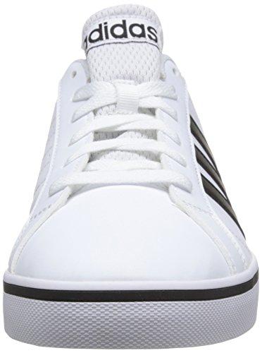 ADIDAS Sneakers, Zapatillas Hombre, Blanco (Footwear White/Core Black/Blue 0), 43 1/3 EU