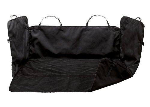 HUNTER Kofferraum-Schutzdecke, Kofferraumschutz, Schondecke, 100 x 65 cm, schwarz