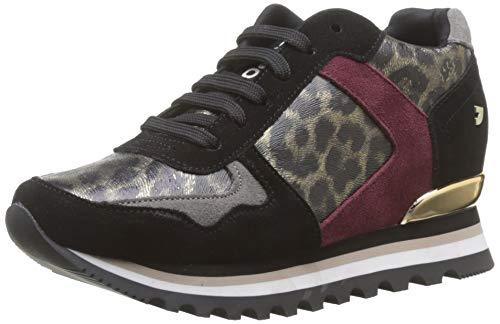Gioseppo 56956, Zapatillas para Mujer, Multicolor (Leopardo...