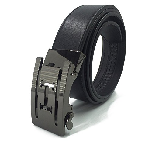Weinida Men Business Casual Clothing Clothes Belt Leather Belts 35mm