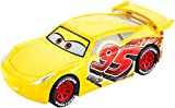 Disney Cars Disney/Pixar Cars Racetrack Talkers Vehicle, Rust-Eze Cruz Ramirez, Multicolor