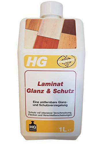 2 x 1 L HG Laminat Glanz & Schutz 2 L