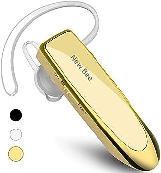 New Bee Bluetooth Earpiece V5.0 Handsfree Headset