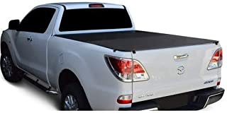 Mazda BT50 Freestyle Cab November 2011 to Current, Without Factory Sports Bars & Headboard Clip On Ute Tonneau Cover. Tuff...