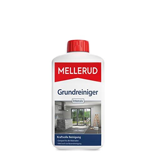 MELLERUD Grundreiniger Intensiv – Kraftvolles Reinigungsmittel zum Entfernen von starken Verschmutzungen auf allen Oberflächen – 1 x 1 l