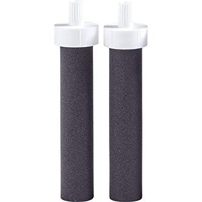 Brita Water Bottle Filter Replacements - BPA Free -