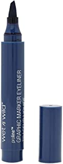 Wet n Wild Graphic Marker Eyeliner - Airliner Blue, 2.5 g