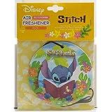 ディズニー 吊り下げ式芳香剤 AIR FRESHENER Stitch(マンゴー)
