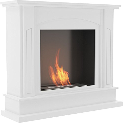 Why Should You Buy Domadeco Florence Built on Wall Fireplace/modern ethanol fireplace white fireplac...