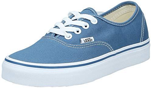 VF Vans Division Vans U AUTHENTIC NAVY VEE3NVY Unisex-Erwachsene Sneakers, Blau (Navy), EU 46 (US 12)