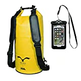 HAWK OUTDOORS Dry Bag - Wasserfester Rucksack -