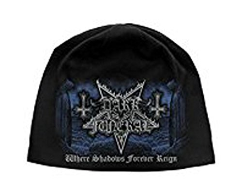 DARK FUNERAL    WHERE SHADOWS FOREVER REIGN     Mütze/ Beanie Hat