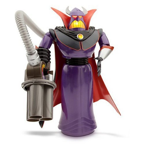Toy Story - Action figure parlanti Zurg di Toy Story 14'