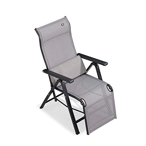 PURPLE LEAF Outdoor Zero Gravity Recliner Chair Patio Lounge Chair