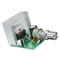 TDA7297 デュアルチャネル 2x15Wステレオオーディオアンプモジュール 電子ボード