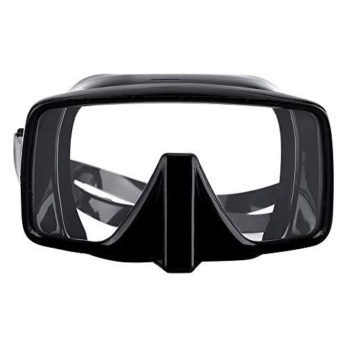 ZKDY Adultos Máscara De Buceo Buceo Silicona Gafas Gafas De Natación De Rescate Submarino Mascara De Buceo Equipos