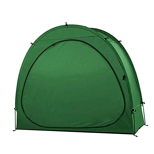 Bike Shed Storage Tent, Garden Bicycle Cover Bike with Window for Two Adult Bicycles Outdoors Camping, 200 * 80 * 165Cm