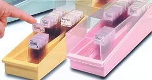 SlideFile Slide File Storage System Pink...