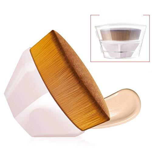 lijun Pro Face Cosmetic Powder Pincel de Maquillaje Plano BB Cream Foundation Tool