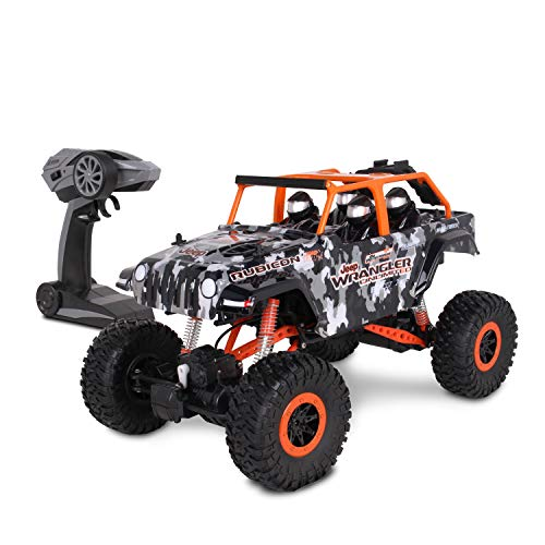NKOK Mean Machines 4x4 Offroad Xtreme RC Jeep Wrangler Unlimited