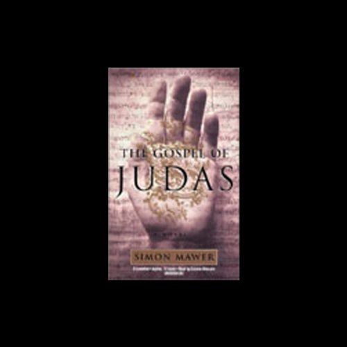 The Gospel of Judas audiobook cover art