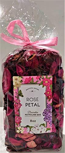 Beautiful Season Decorative Potpourri Bag - 8oz - Rose Petal