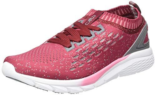 CMP – F.lli Campagnolo Damen Diadema Wmn Fitness Shoe Fitnessschuhe, Rot (Magenta B819), 41 EU