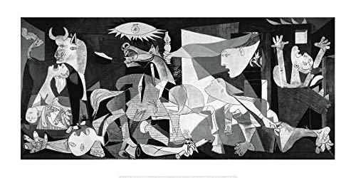 Nouvelles Images Poster 50x 100cm Guernica Pablo Picasso (1881–1973)