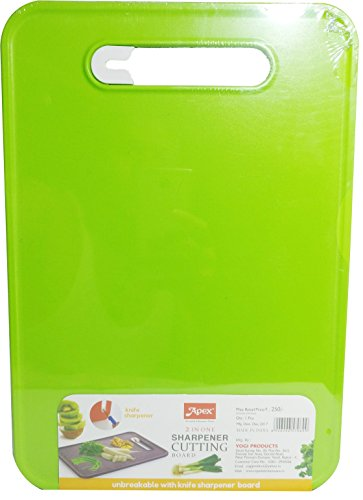 Apex Plastic Chopping Board, Multicolour (2ND)