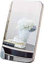 Esthetische make-upspiegel tafelblad decoratieve frameloze desktop cosmetische spiegel badkamer ijdelheid slaapkamer home ...
