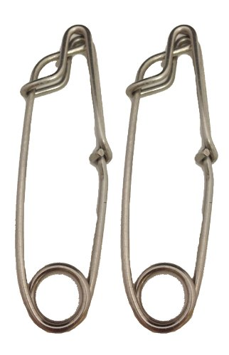 Ladner Traps Longline Snaps for Shrimp Trap (Pack of 2)