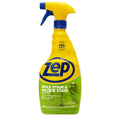 Zep Mold Stain and Mildew Stain Remover 32 Ounces ZUMILDEW32 (1 Bottle)