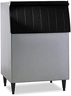 Ice Bin 360 lb. Stainless Steel