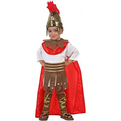Atosa - Disfraz de romano para beb nio, talla 5-6 aos (93889)