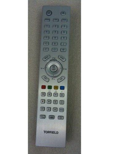 FERNBEDIENUNG TOPFIELD 7700 HD PVR SILBER ORIGINAL NEU